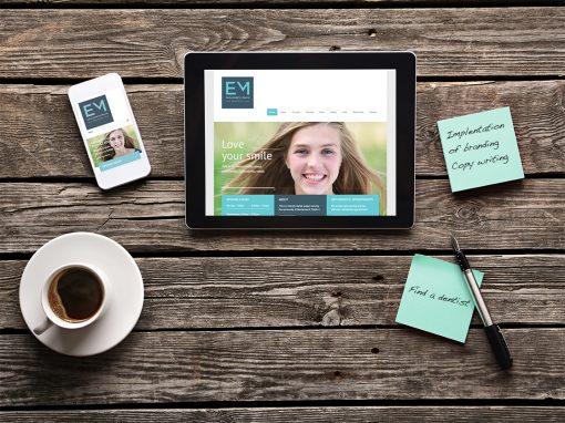 EM Dentistry Website