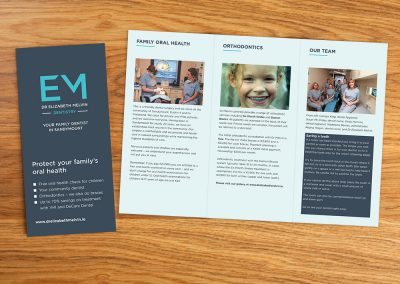 EM Dentistry Brochure