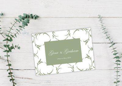 Floral Classic invites